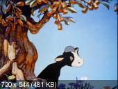 Бык Фердинанд  / Ferdinand the Bull (1938) DVDRip