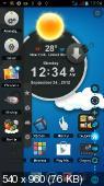 [Android 2.2] TSF Shell - v2.0.4 (2013) [RUS]