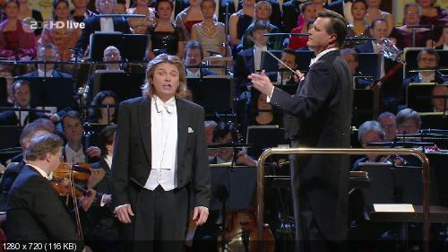 Новогодний гала-концерт 2013-2014 в Дрезденской Опере (2013) 720p HDTV