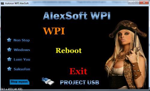 AlexSoft WPI USB 1.1