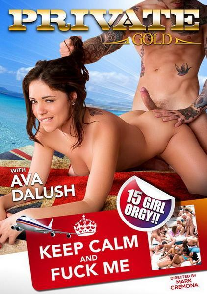 Private Gold 168 Keep Calm And Fuck Me (2014)