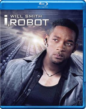 Я, Робот / I, Robot (2004) Blu-Ray Remux 1080p | Open Matte