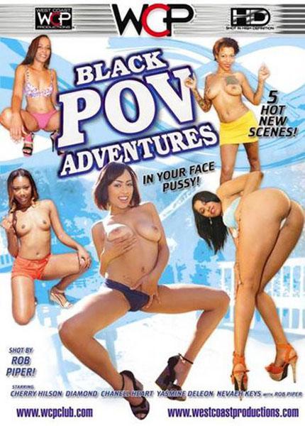Black POV Adventures (2014/DVDRip)