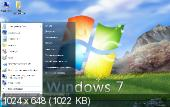 Windows 7 SP1 Professional Build StopSMS x86 v.01 by X@nder (RUS/2014)