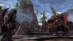 Darksiders II + ALL DLC (2012/RUS/FreeBoot/XBOX360)