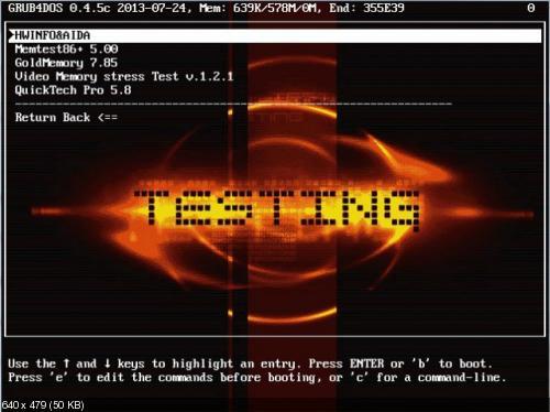 ����������������� USB Reanimator by edcop v6.1 (x86/x64/RUS/ENG/2014)