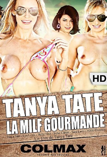 Tanya Tate La Milf Gourmande (2014/DVDRip)