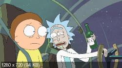 Рик и Морти / Rick and Morty (1 сезон 1-10 серия из 11) (2013-2014) WEB-DL 720p