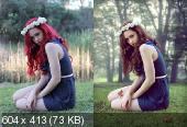 Запрещенный Photoshop: Создание сказочного коллажа