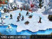 King's Bounty: Воин Севера - Лед и пламя / King's Bounty: Warriors of the North - Ice and Fire *v.1.3.1.6280* (2014/RUS/RePack)