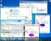 Windows 7 SP1 x86/x64 4 in 1 Origin-Upd 02.2014 by OVGorskiy 2DVD (RUS/2014)