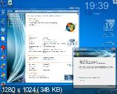 Windows 7 Ultimate SP1 x86/x64 7DB by OVGorskiy® 02.2014 (RUS/2014)