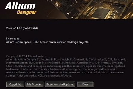 Altium Designer v.14.2.3 bild 31764 (Cracked)