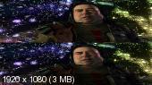 Без черных полос (На весь экран)  Тайна красной планеты 3Д / Mars Needs Moms 3D Вертикальная анаморфная