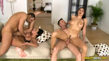 Martina Gold, Sofia Cucci (Quest for sex) (2014) HD 1080p