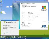Windows 7 SP1 BEST 7 Edition Release (x86/x64) (2014) PC
