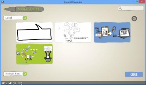 Sparkol VideoScribe PRO Edition v1.3.31
