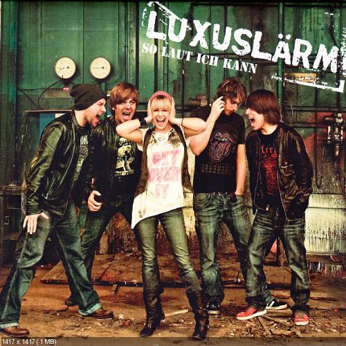 Luxuslärm (Luxuslarm, Luxuslaerm) - дискография