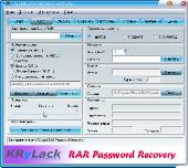 KRyLack RAR Password Recovery 3.53.65 Final (ML/RUS)