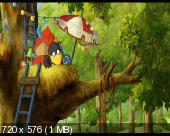 Ворона-проказница / Der kleine Rabe Socke (2013) DVD5   Лицензия