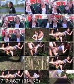 Кристина пошла с незнакомцем в парк
