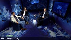 Футбол. Лига Чемпионов 2013-14. 1/4 финала. Ответные матчи. 2-й день. Обзор матчей [09.04] (2014) HDTVRip