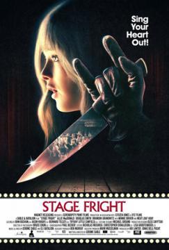 Страх сцены / Боязнь сцены / Stage Fright (2014) BDRip 720p