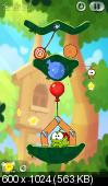 [Android] Cut the Rope 2 - v1.0.3 (2014) [RUS] [Multi]