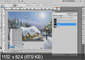Анимация в Adobe Photoshop CS5 (2013) Видеокурс