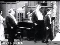 Звёздная Собрание - Чарли Чаплин / Collection stars Charlie Chaplin (1914-1917) DVDRip