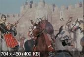 Битва за Иерусалим / La Gerusalemme liberata (1958) DVDRip
