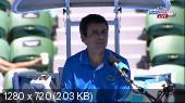 Теннис. Australian Open 2015. 2-ой круг. День 3-4. Матчи 21-22.01.2015 [Eurosport HD] [22.01] (2015) HDTVRip 720p | 50 fps