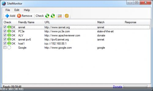 SiteMonitor Enterprise v2.83 + Serial