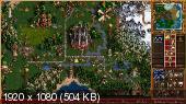 Heroes of Might & Magic 3 – HD Edition (Ubisoft Entertainment)(v.1.17- Update 3) {RUS|RUS} [Repack] от xatab / Скачать бесплатно на gameoxigen.com