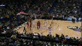 Баскетбол. NBA 14/15. RS: Chicago Bulls @ New Orleans Pelicans [07.02] (2015) WEB-DL 720p | 60 fps