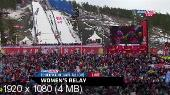 Лыжные гонки. Чемпионат Мира 2015. Фалун (Швеция). Женщины. Эстафета 4х5 км [26.02] (2015) HDTV 1080i