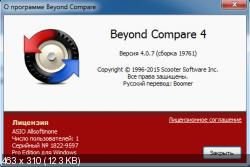 Beyond Compare Pro 4.0.7.19761 Portable Rus