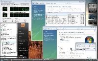 Microsoft Windows Vista Home Premium SP2 x86-x64 RU SM VIII-XIII by Lopatkin (2013) Русский