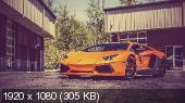 Автомобильные обои #419