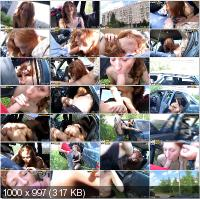 PickupFuck - Sabrina Redhart - Best Of My New Amateur Sex Videos [HD 720p]