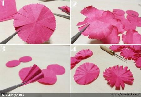 Цветы из гофрированой бумаги C2d5da01b1c7b6ecf52ced0c89170799