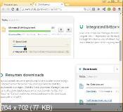 Citrio 41.0.2272.253 - браузер