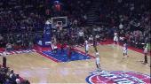 Баскетбол. NBA 14/15. RS: Toronto Raptors @ Detroit Pistons [24.03] (2015) WEB-DL 720p | 60 fps