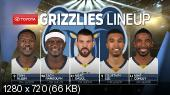 Баскетбол. NBA 14/15. RS: Cleveland Cavaliers @ Memphis Grizzlies [25.03] (2015) WEB-DL 720p | 60 fps