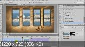 Секреты работы с видео в фотошопе (2015) Видеокурс