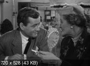 Незнакомцы в поезде (1951) BDRip