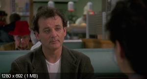 День Сурка / Groundhog Day (1993) BDRip 720p | MVO