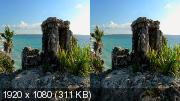 Скрытые миры 3Д: Пещеры мёртвых / Verborgene Welten 3D: Die Hoehlen der Toten  (60 fps by ressident) Горизонтальная анаморфная