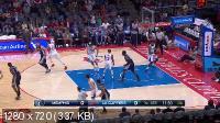 ���������. NBA 14/15. RS: Memphis Grizzlies @ Los Angeles Clippers [11.04] (2015) WEB-DL 720p   60 fps