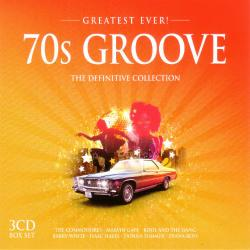 VA - Greatest Ever 70s Groove (2015)